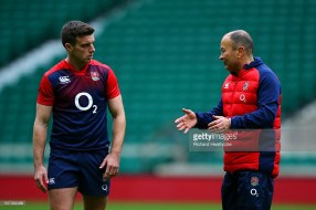 xxxxd during an England Rugby open training session at Twickenham Stadium on January 29, 2016 in London, England.