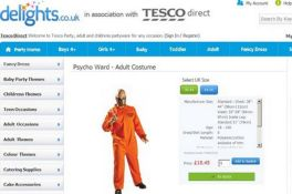 Tesco-removes-Psycho-Ward-fancy-dress-costume