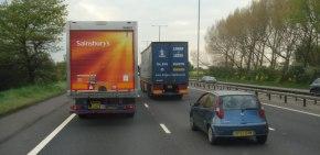 lorries-overtaking
