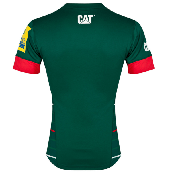 Leicester Tigers 2014/15 Canterbury Home & Alternate ...