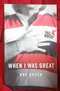 when i was great, by Ray Green