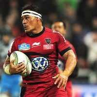 Chris Masoe is in the Toulon side to face Bayonne