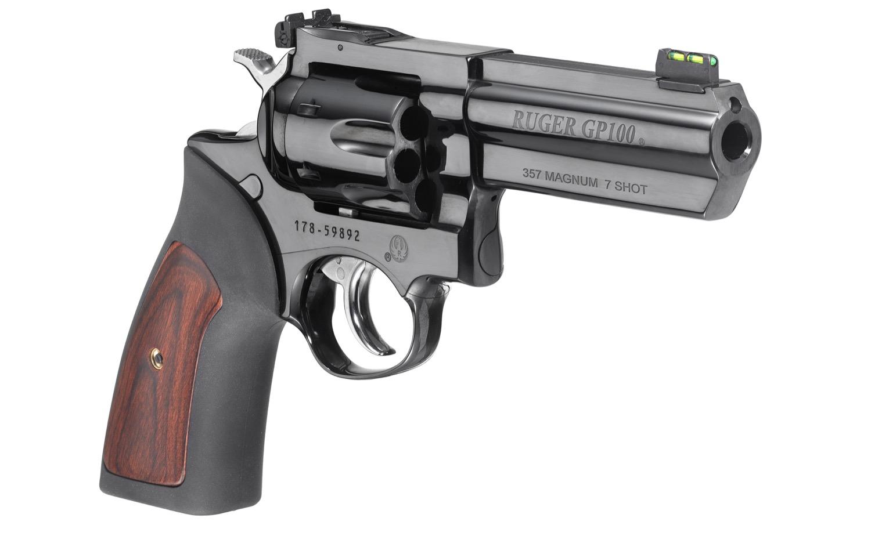 Ruger Gp100 Standard Double Action Revolver Model