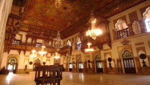 Inside View Of Lakshmi Vilas Palace Vadodara