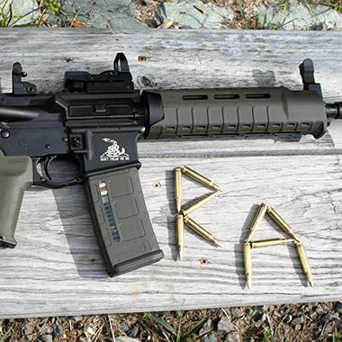 AR15 10-1/2″ Pistol