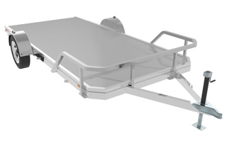 Aluminum Open Trailer
