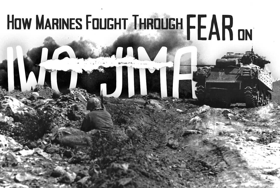How Marines Fought Through Fear on Iwo Jima