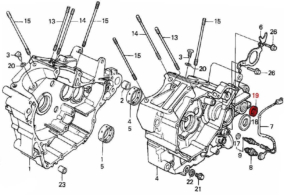 Oem Honda Oil Seal Gear Change Shaft 12 5x25x8 Arai