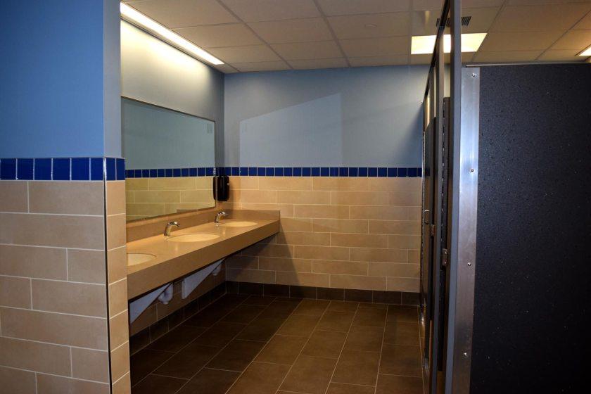 Image result for uri dorm bathrooms
