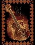 Guitar Rugs, Bass Guitar Rugs, Electric Guitar Rugs