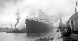 réplica del Titanic