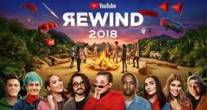 Youtube en 2018