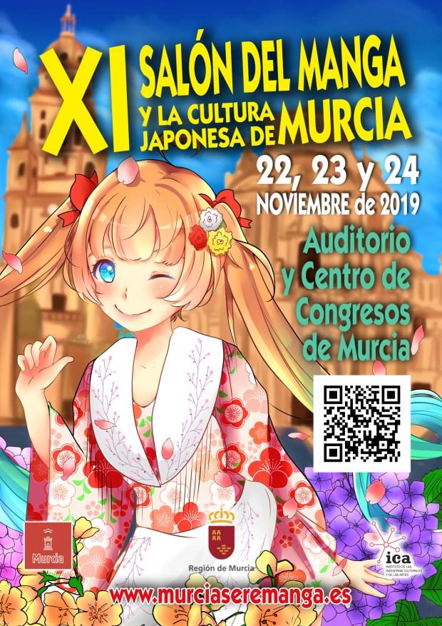 Salón Manga de Murcia 2019