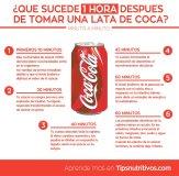 tomar Coca Cola