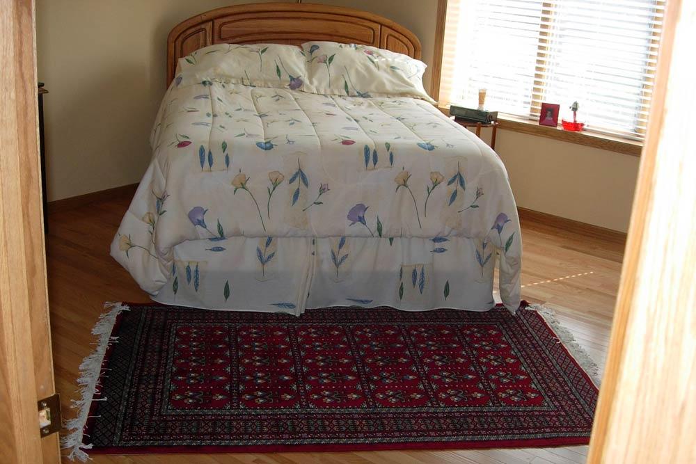 bedroom gallery | fair trade | bunyaad rugs