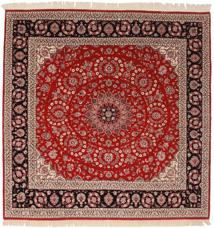 square pakistani 8x8 wool oriental rug 5720