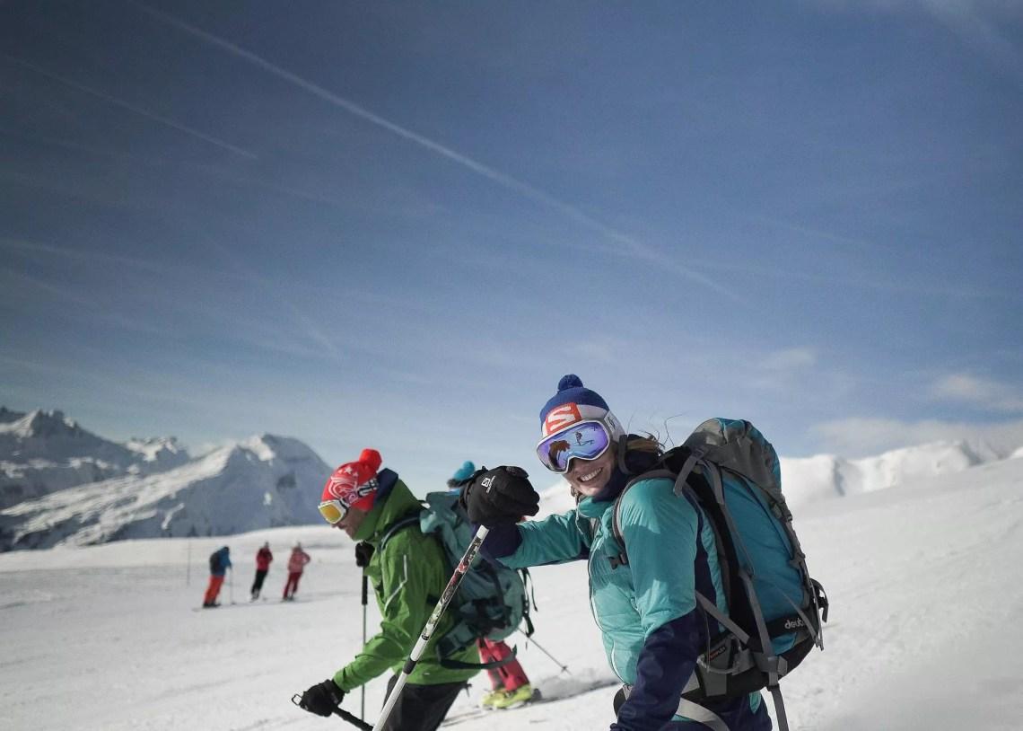 low budget wintersport