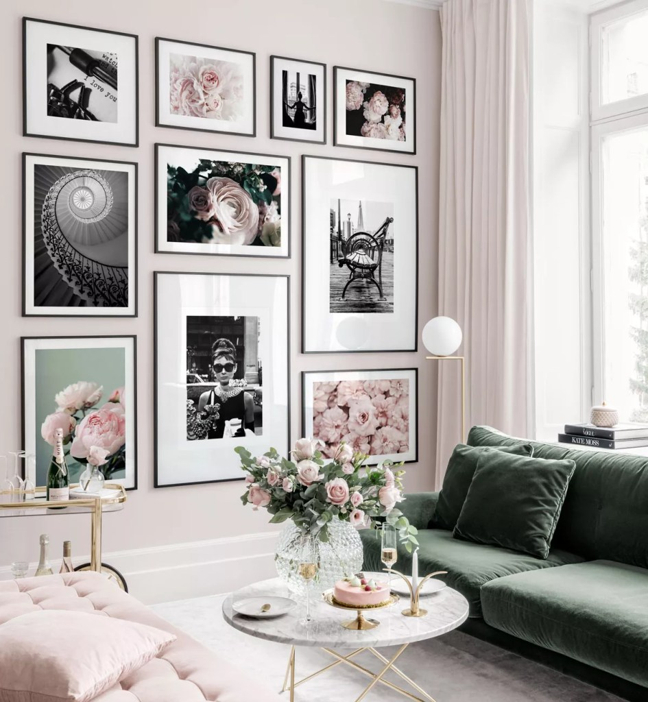 Poster trend 2021 roze Posterstore