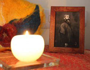 Picture of Hazrat Inayat Khan