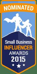 Small Business Influencer Awards 2015