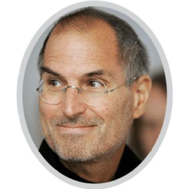 Steve Jobs. Image from: www.businessinsider.com