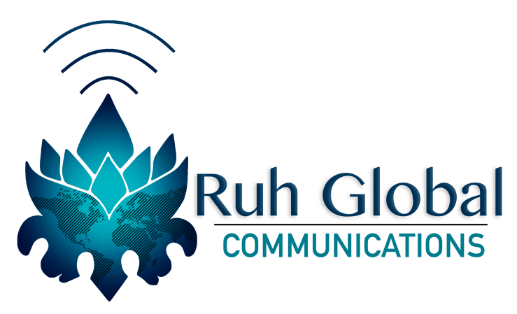Ruh Global Communications Logo