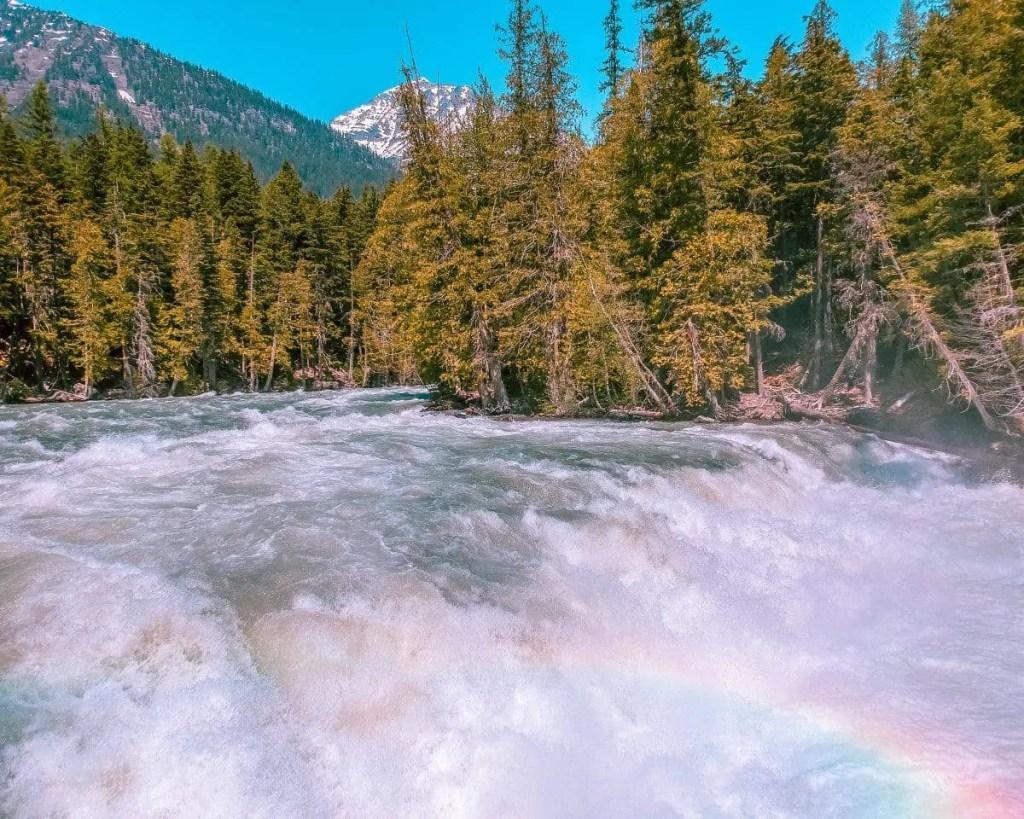 glacier national park visitor guide, glacier national park montana usa, glacier national park montana, montana national parks map, glacier national park spring, spring in glacier national park,