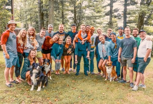 Epic Cabin Trip - Choose your Crew Wisely
