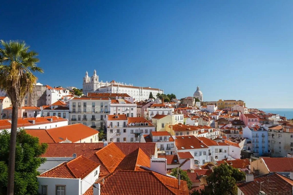 Lisbon Portugal is a perfect budget friendly honeymoon destination in Europe. Take a honeymoon on a budget and see amazing Lisbon landscapes and learn all about Portuguese culture. Lisbon Portugal will be an adventure and a romantic honeymoon destination you and your partner will always remember.