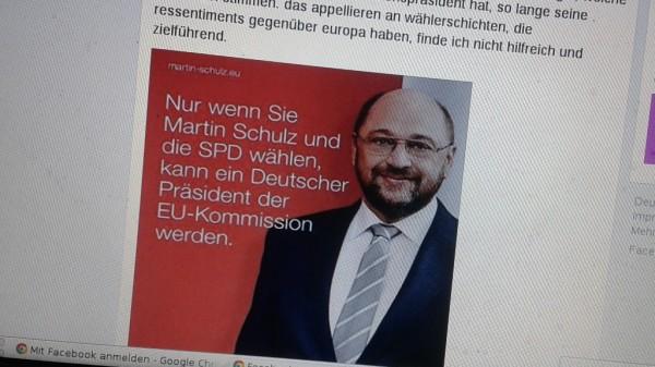 SPD Nationalismus