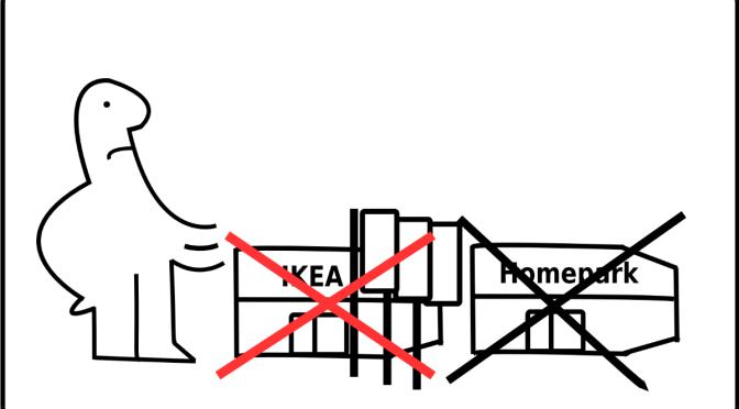 kein IKEA