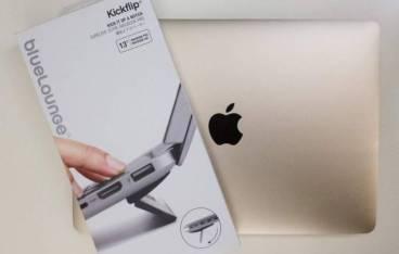 Kickflip「Bluelounge Kickflip MacBook Pro(13-inch, Late 2016/13-inch, Late 2016, Touch Bar対応) 用フリップスタンド 13インチ」