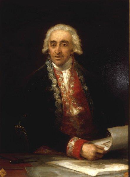 Juan de Villanueva autor de la fábrica de pólvora de Ruidera