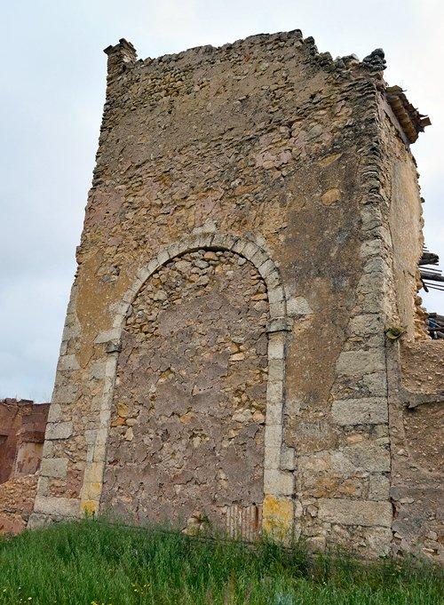 Castillo de Villacentenos. Castillos del Alto Guadiana