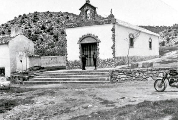 Nuevo templo construido tras la destrucción de la ermita de San Pedro