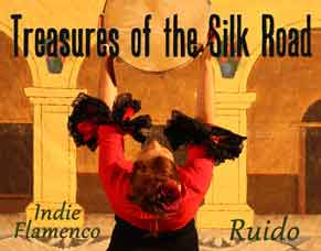 our new show - treasures of the silk road
