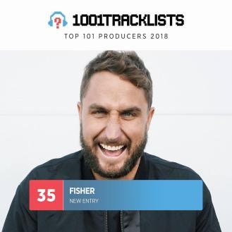 2018 Top 101 Producers No.35
