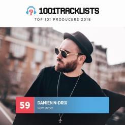 2018 Top 101 Producers No.59