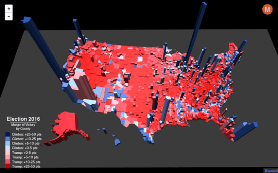 election-map-3d-by-county