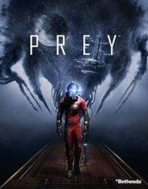 """""""Prey"""" cover"""