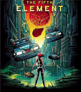 Movie Review The Fifth Element 1997