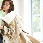 レディースコートの種類と選び方との着こなしを季節別に解説