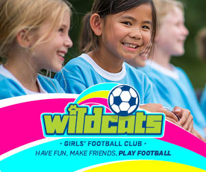 Ruislip Rangers to take part in The FA's Wildcats Girls Football Clubs initiative