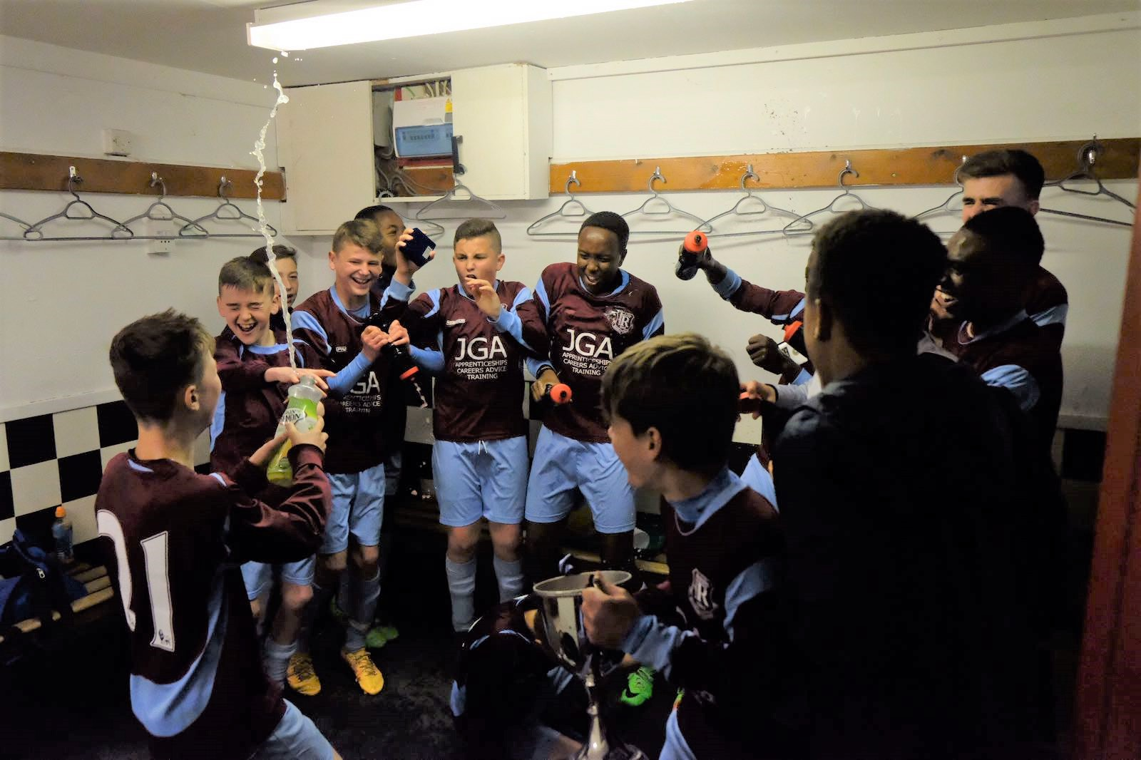 Match report – Under 14W team win the Mike Keen Memorial Cup