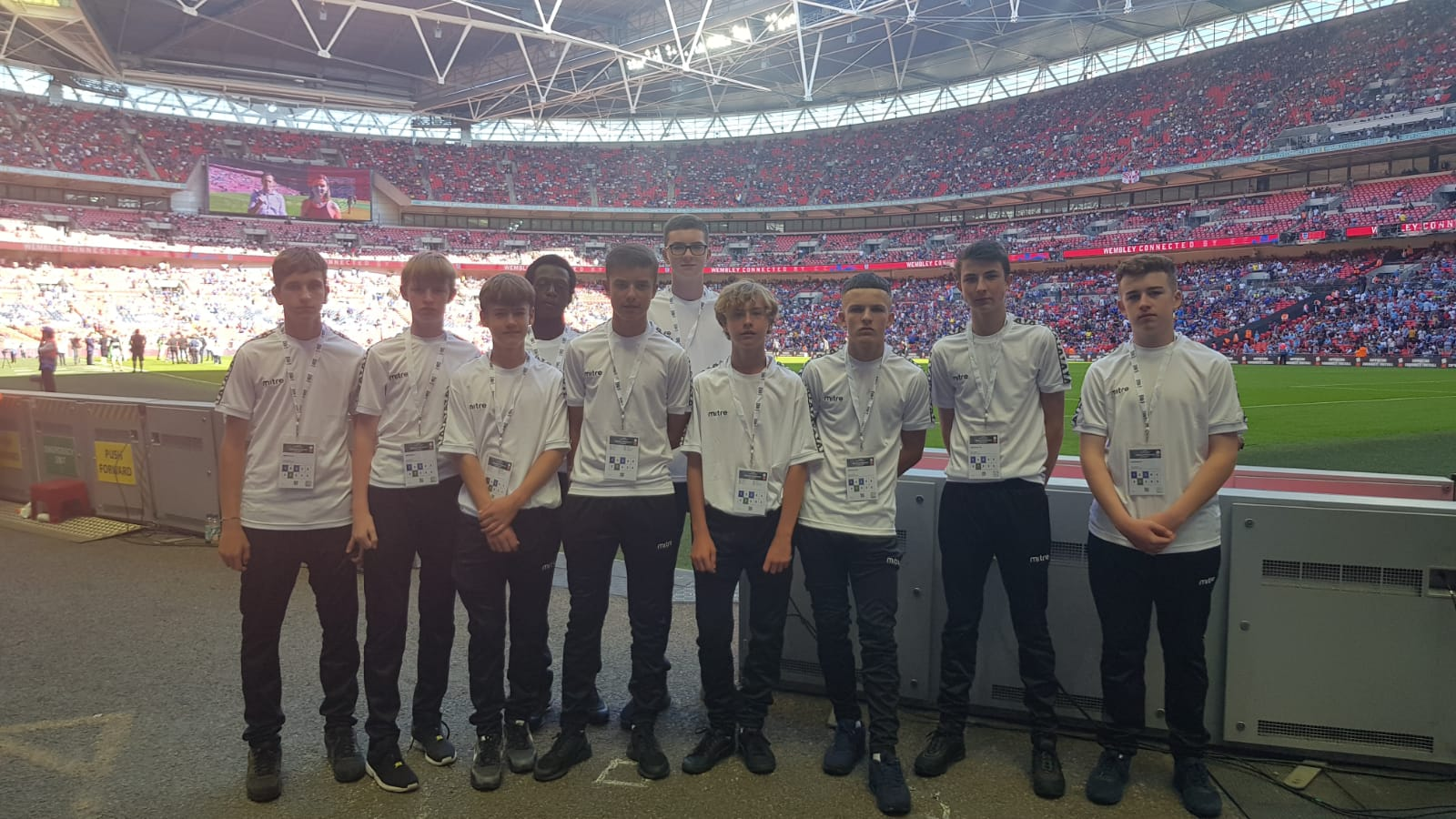Wembley Ball Boys