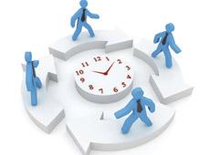 Pausas para fumar o tomar café a raíz de la obligatoriedad de llevar registro horario