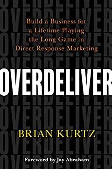 Overdeliver Book