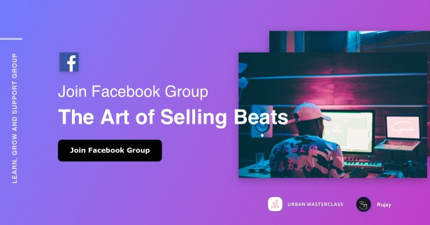 Art of selling beats facebook group