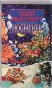 23 Hogfather by Terry Pratchett