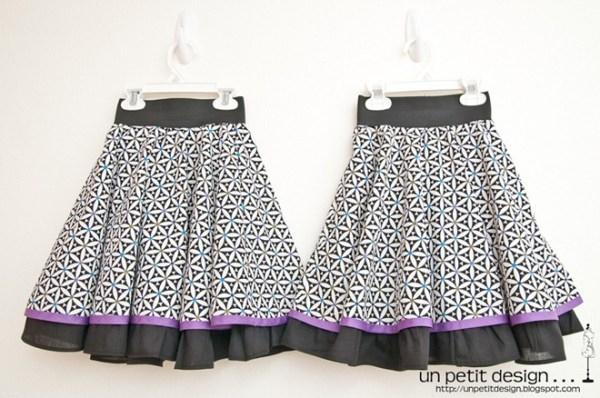 Детская пышная юбка выкройка и пошив
